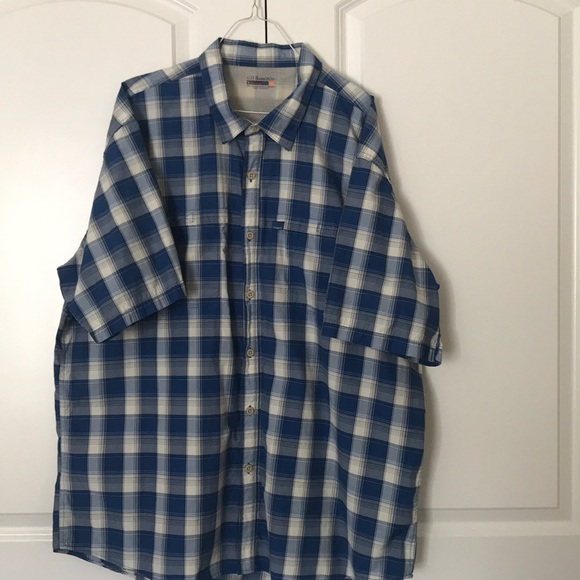 G.H. Bass & Co. Other - 2XL Short sleeve shirt in great condition